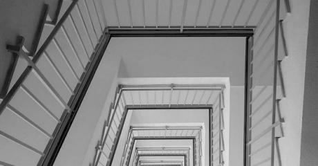 Escalera - José Graiño - Foto - mayo 2015