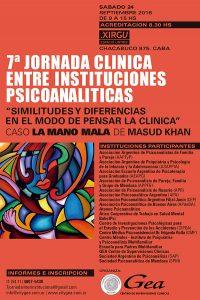 Septima Jornada Clínica - Caso «La Mano Mala»