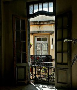 Ventana a la ventana - José Graiño - Foto - diciembre 2016