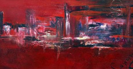 Rojo urbano - María Casariego de Gainza - 2012