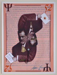 Irene Chelger | Carta 52. Un as en la manga de la teoria del juego-Irene, 2014